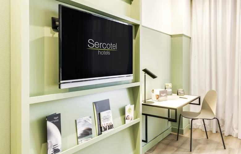 Sercotel Acteon Valencia - Room - 12