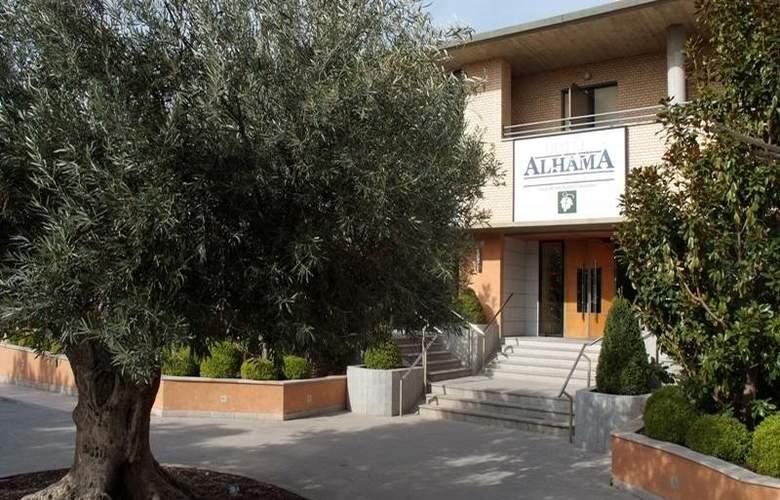 Alhama - Hotel - 0