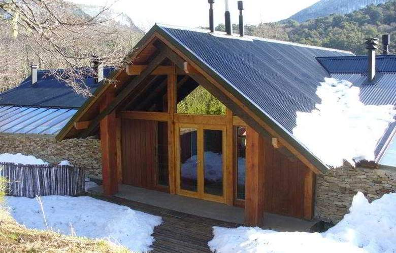 Lahuen-co Eco Lodge & Spa Termal - Hotel - 0
