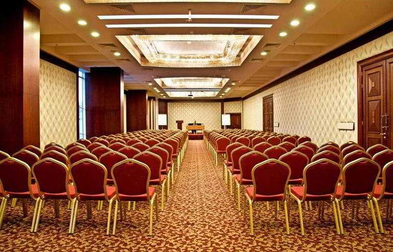 Swiss-belhotel Doha - Conference - 9