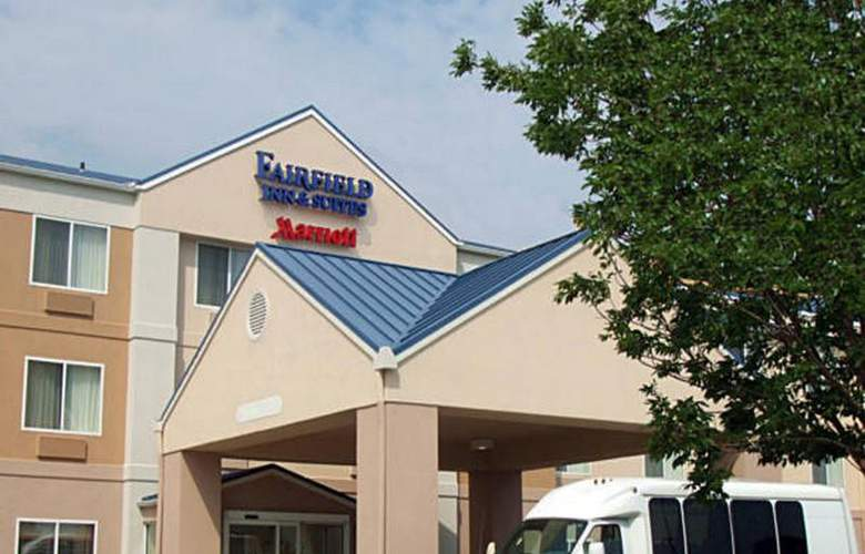 Fairfield Inn by Marriott Kansas City Internationa - Hotel - 0
