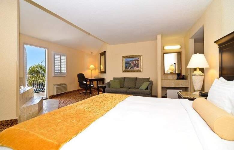 Best Western Plus Laguna Brisas Spa Hotel - Room - 34