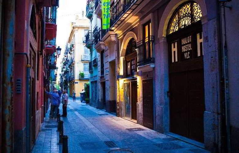 Hulot Hostel Valencia - Hotel - 2