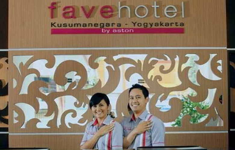Favehotel Kusumanegara - General - 7