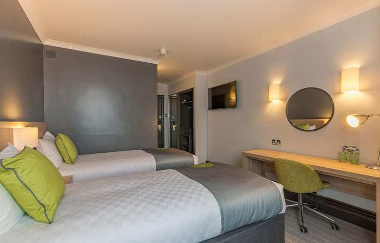 Thistle Express Luton - Room - 5