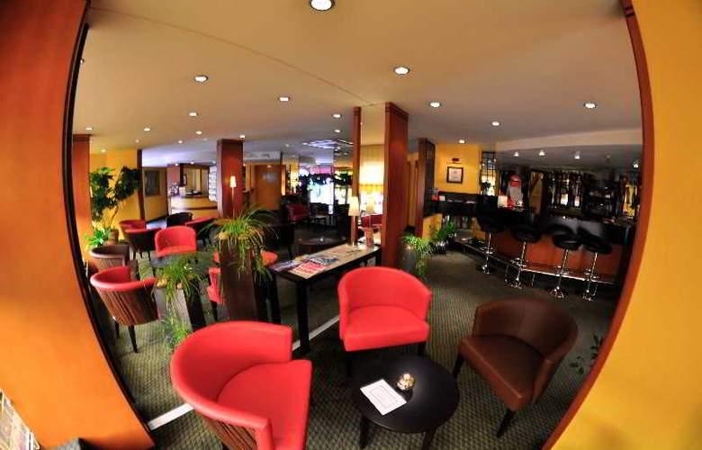 INTER-HOTEL AIRPORT HOTEL - Bar - 2