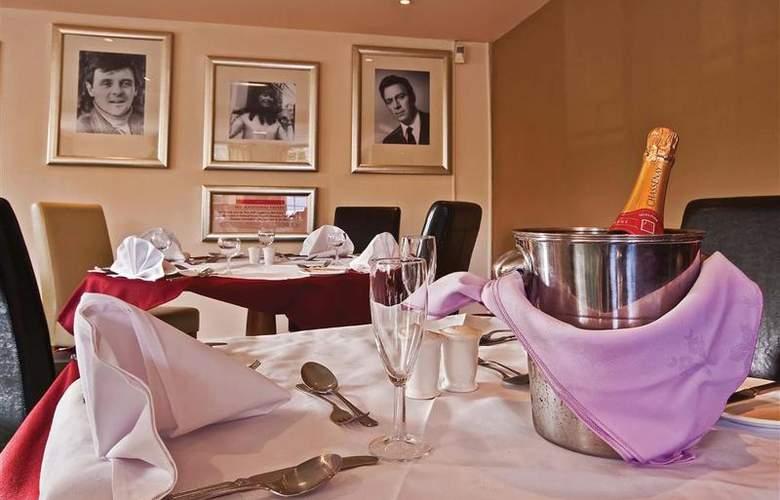Best Western Park Hall - Restaurant - 252