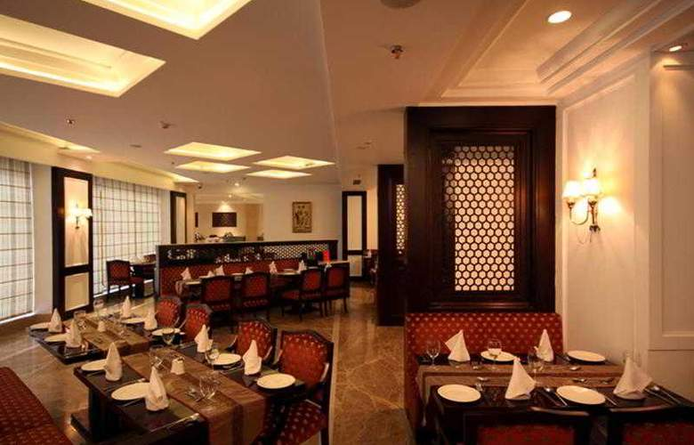 Country Inn & Suites by Carlson Delhi Satbari - Restaurant - 7