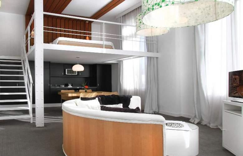 HTL 9 de Julio Bs As - Hotel - 5