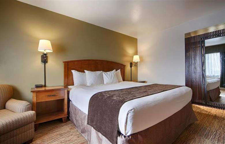 Best Western Red Hills - Room - 76