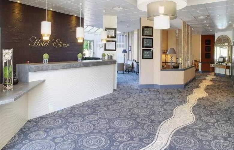 Best Western Elixir Grasse - Hotel - 55