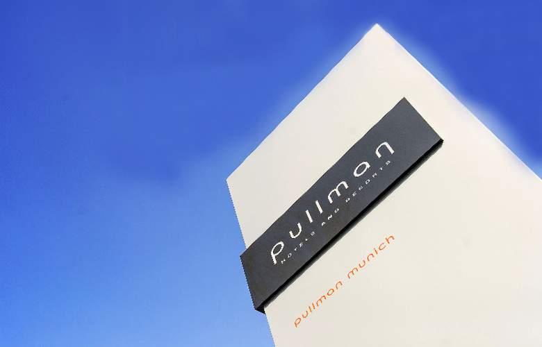 Pullman Munich - Hotel - 2