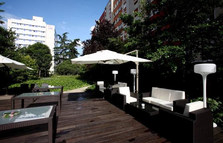 Ayre Gran Hotel Colon - Terrace - 18