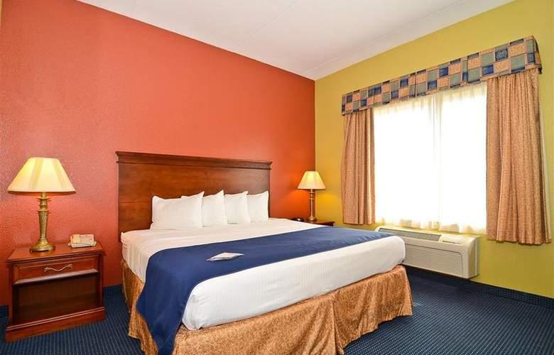 Best Western Executive Inn & Suites - Room - 102