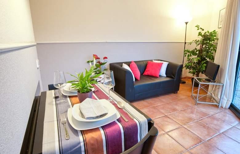 Sata Apartamentos Park Guell Área - Room - 7