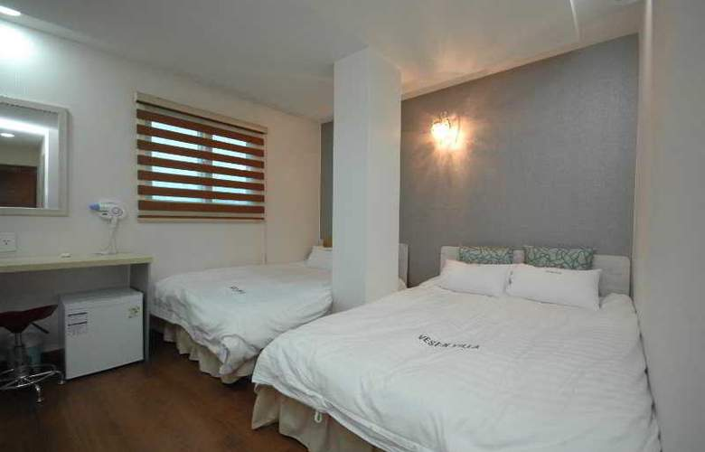 Vestin Villa Myeong-Dong Guest House - Room - 7