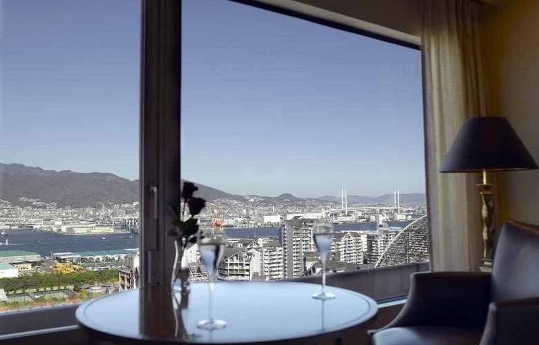 Kobe Bay Sheraton Hotel and Towers - Hotel - 3
