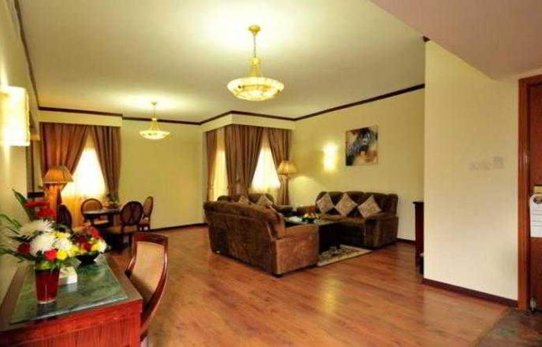 Tulip Inn Hotel Apartments Sharjah - Room - 8
