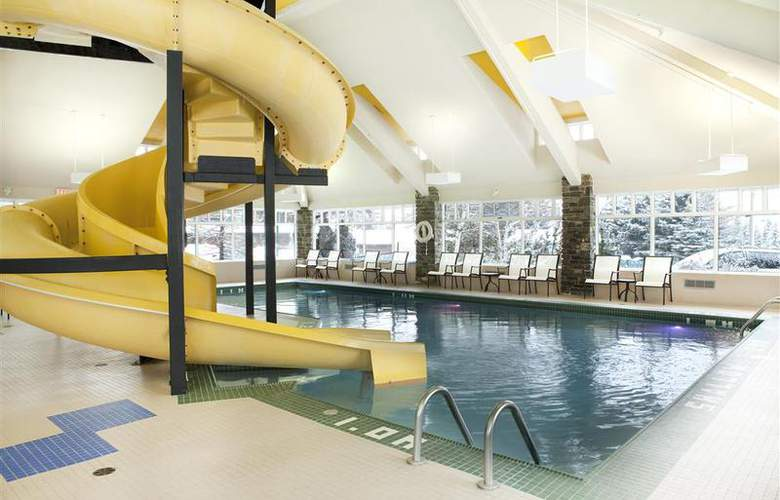 Best Western Plus Pocaterra Inn - Pool - 142
