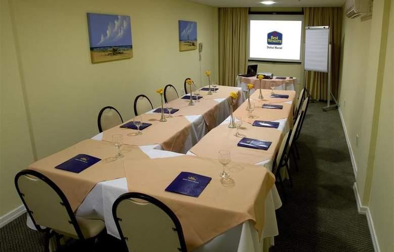 Best Western Dubai Macaé - Conference - 20