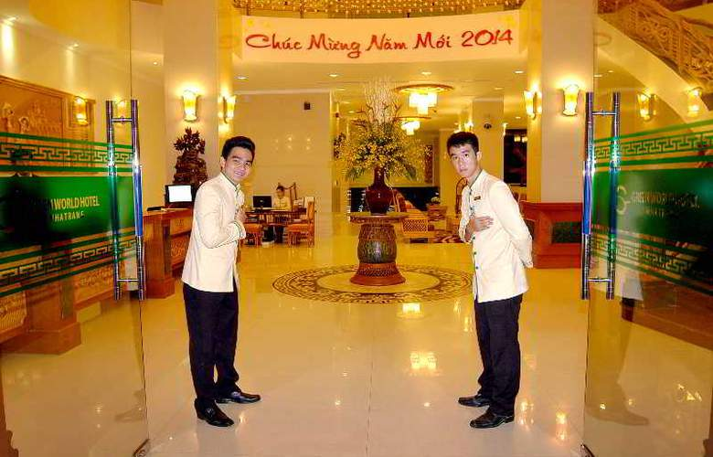 Green World Hotel Nha Trang - General - 13