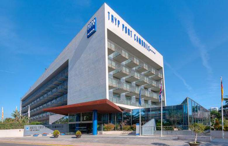 Tryp Port Cambrils Hotel - Hotel - 10