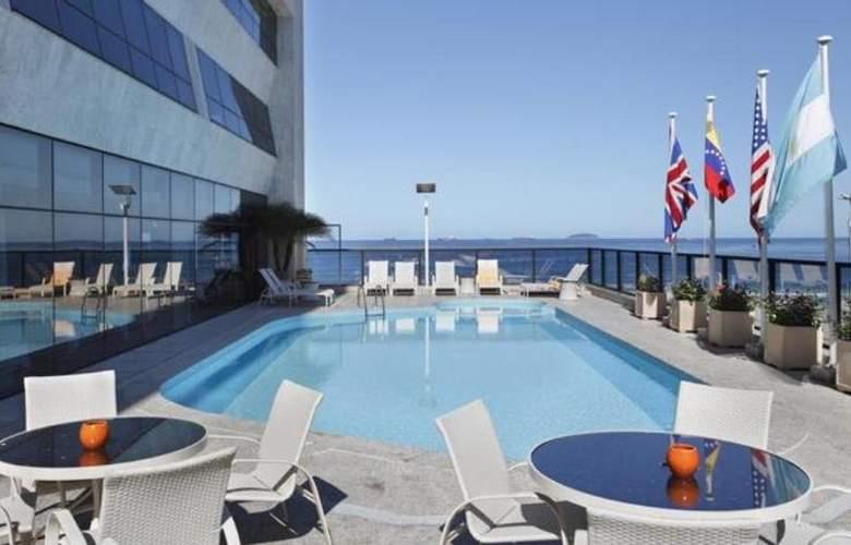 Hilton Rio de Janeiro Copacabana - Pool - 8