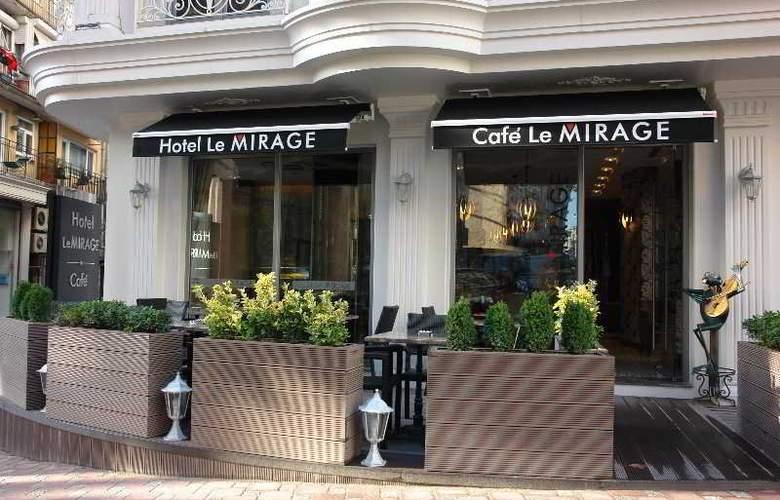 Le Mirage Hotel Sisli - Terrace - 12