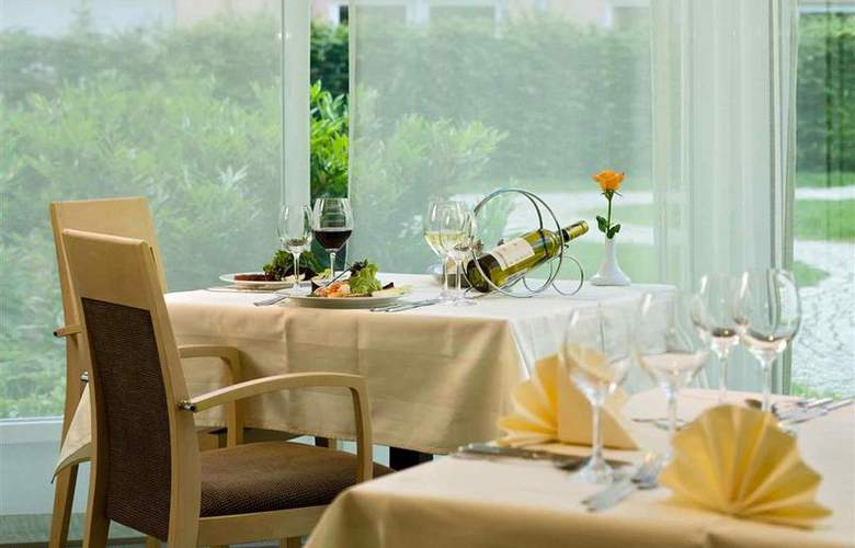 Mercure Berlin City - Restaurant - 84