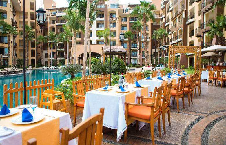 Villa del Arco Beach Resort and Grand Spa - Restaurant - 35