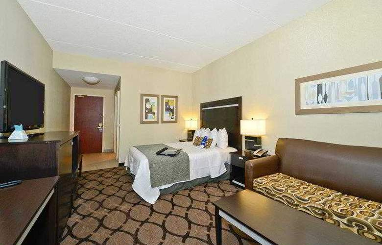 Best Western Plus Travel Hotel Toronto Airport - Hotel - 16