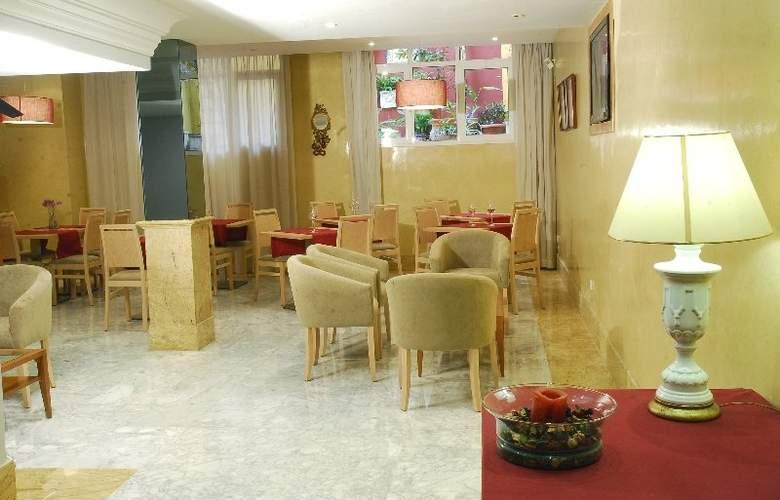 Reyes Católicos - Restaurant - 8