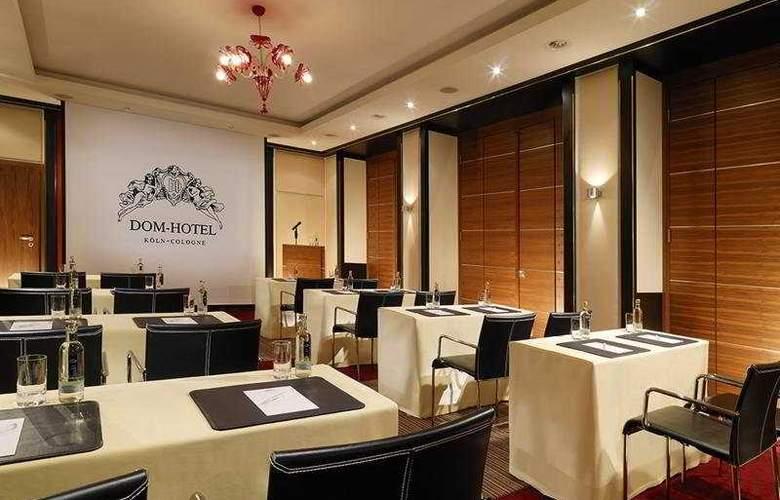 Dom Hotel Cologne - A Le Méridien Hotel - Conference - 7