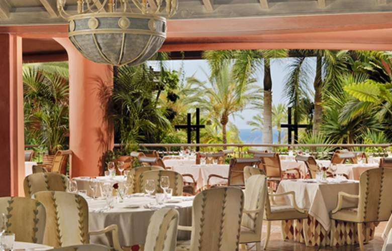 The Ritz-Carlton, Abama - Restaurant - 84