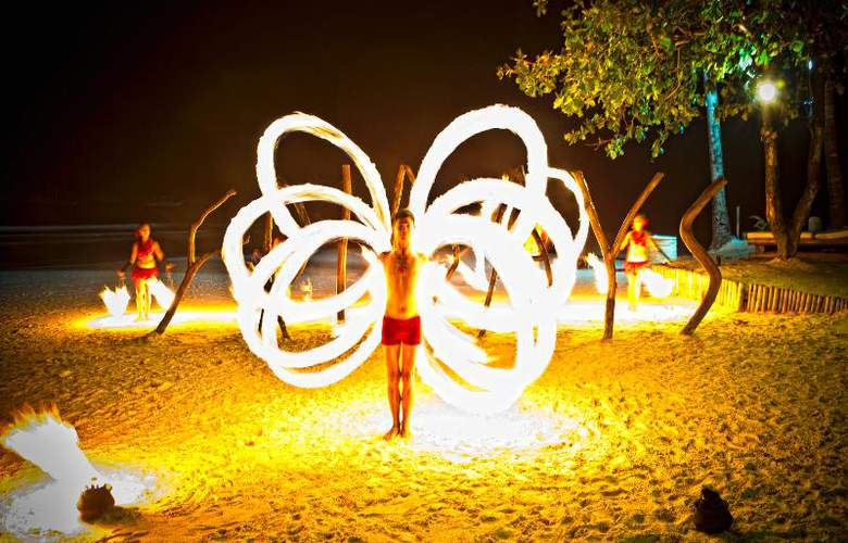 Fridays Boracay Resort - Sport - 10