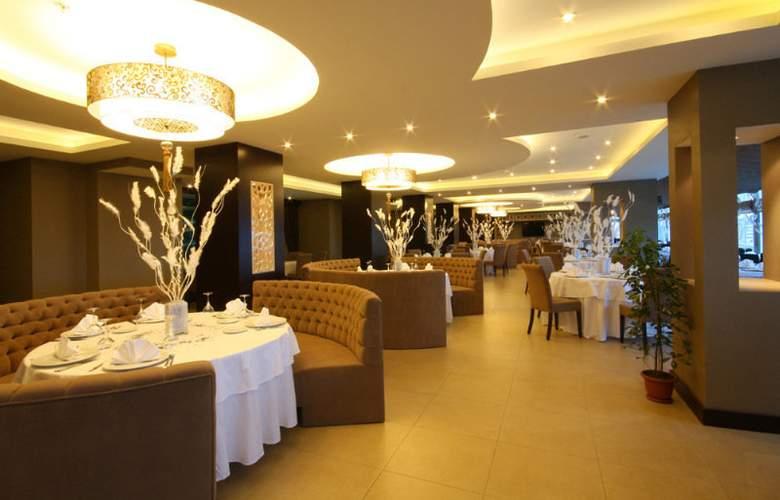 Volley Hotel Istanbul - Restaurant - 12