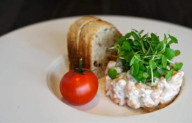 Best Western Glendower - Restaurant - 138