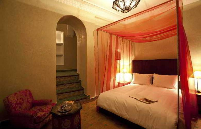 Riad Les Bougainvilliers - Room - 17