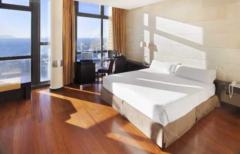 NH Napoli Panorama - Room - 29
