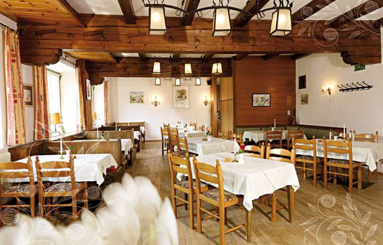 Alpenhotel Oetz - Restaurant - 4