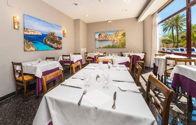 Globales Palmanova - Restaurant - 23