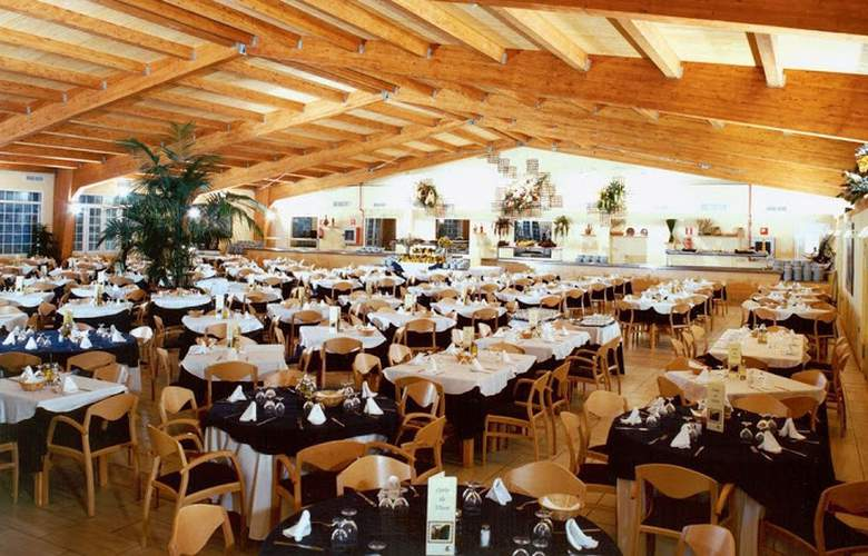 Ohtels Carabela Beach & Golf  - Restaurant - 10