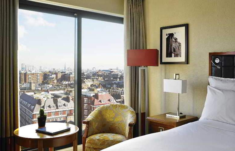 London Marriott Hotel Marble Arch - Room - 10
