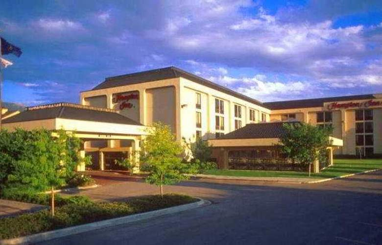Hampton Inn Salt Lake City/Sandy - Hotel - 0