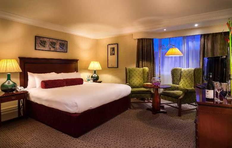 Ballsbridge Hotel- The Tower - Room - 2