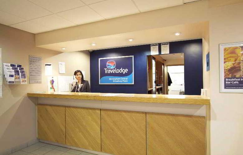 Travelodge Birmingham Central Broadway Plaza - General - 6