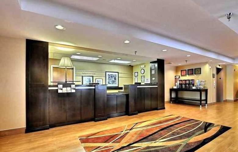 Hampton Inn Eden - Hotel - 0