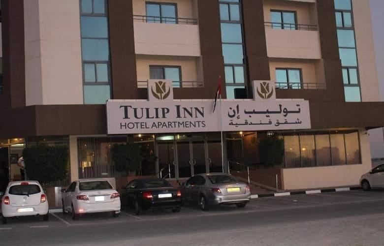 Tulip Inn Royal Suites Ajman - Hotel - 3