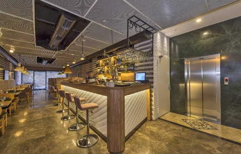 Blisstanbul Hotel - Bar - 2
