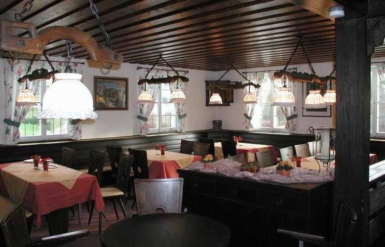 Traube - Restaurant - 3